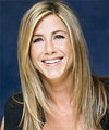 Jennifer Aniston - Long Straight Hairstyle